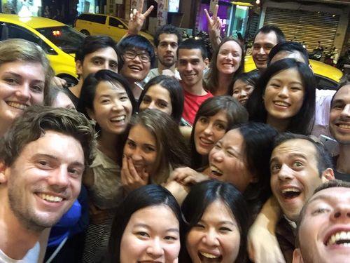 Jakarta expat dating beijing