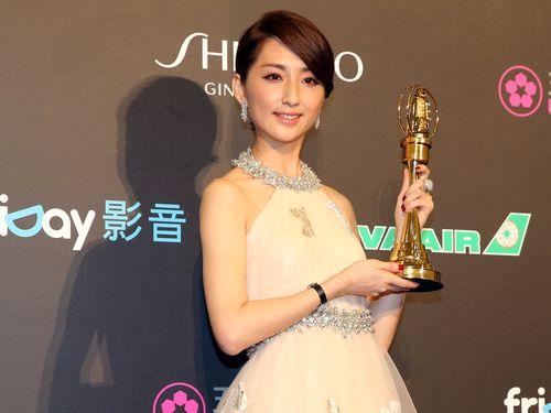 主演女優賞のアリス・クー