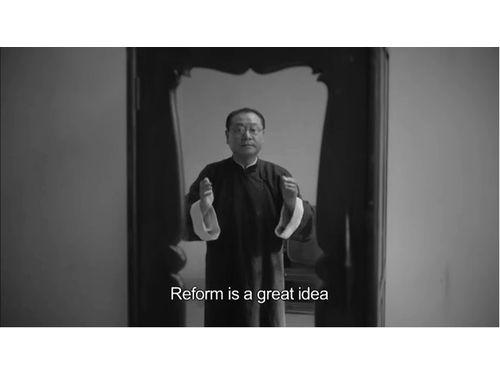 ファン・ウェイ(金馬国際映画祭公式Youtube「不成問題的問題」予告より)