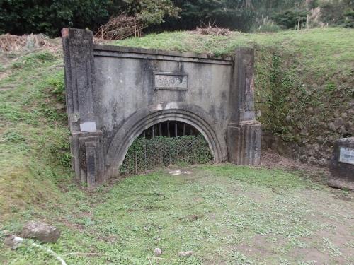 石底大斜坑。1939年に完成した