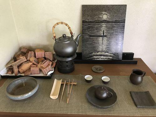 店員によれば、日本語で台湾茶の種類やたて方などを紹介できる先生もいるという。ただし、事前予約が必要。