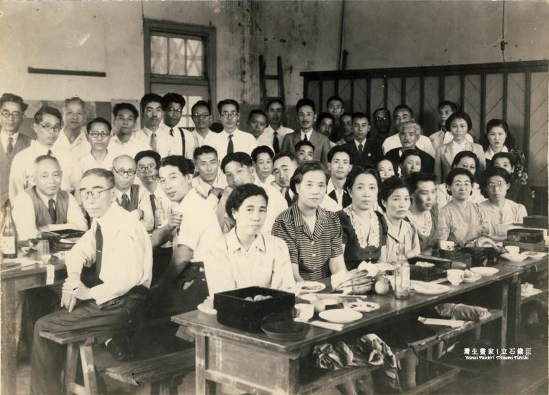 ドキュメンタリー作品賞の候補に挙がっていた「湾生画家-立石鐵臣」。台湾生まれの日本人画家、立石鉄臣の生涯を、作品や孫娘のナレーション、家族へのインタビューを通じて紐解いていくドキュメンタリー(台北映画祭提供)