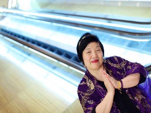 旅行作家楊麗芳は台湾人に「冬病夏治」(冬の病は夏に治療する)という温泉の利用の仕方を広めたい。