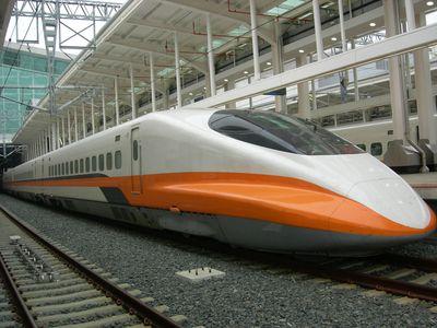 台湾新幹線が昨年、初の黒字計上
