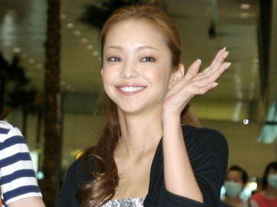 安室奈美恵さん来台  ジョリーンと仲良く食事