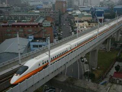 台湾高速鉄道、2億人目の乗客が誕生
