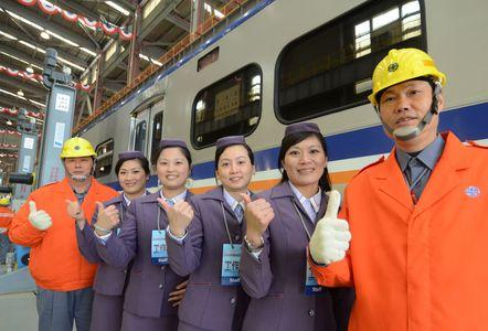 台鉄・富岡車両基地、一部供用開始  観光地化にも期待