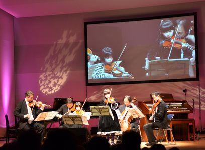 がんばろう東北  岩手県で台日共催コンサート