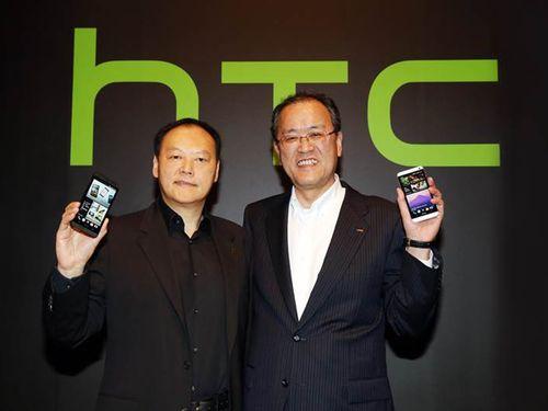 台湾HTC、サムスン抜き5位に/スマホ日本市場シェア