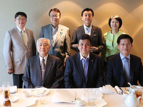台湾と日本の議員同士、北京による台日対話への介入に反対