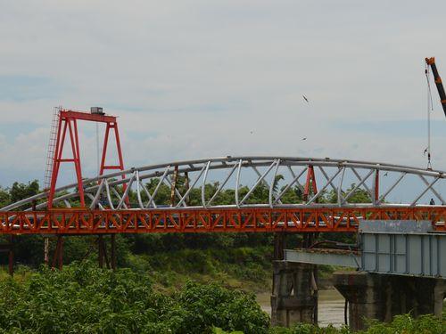 日本時代の鉄橋改善工事、年末にも終了  新スポットに/台湾雲林