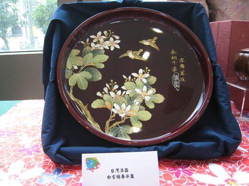 台日の漆文化の紹介番組、台湾で放送へ