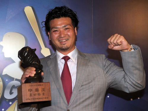 最優秀中継ぎ投手はHP記録更新の日本人右腕/台湾プロ野球