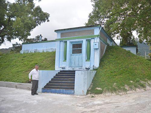 日本統治時代の地下浄水設備、役目終える/台湾・台東