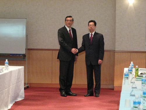 台日漁業委員会第2回会合  ルール確立に向け継続協議で一致/台湾