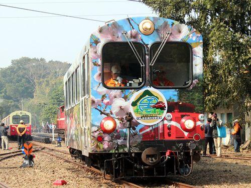 台湾・阿里山森林鉄道の竹崎-奮起湖間、4年ぶりに運転再開へ