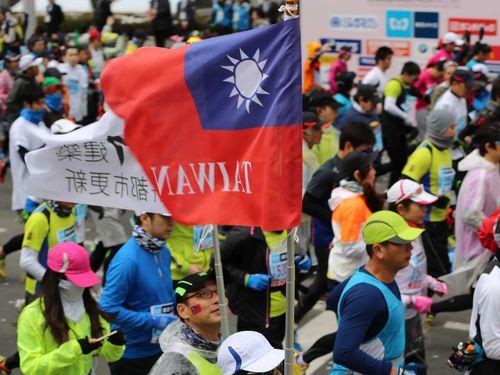 東京マラソン参加の台湾走者、沿道の声援に「感動の極み」