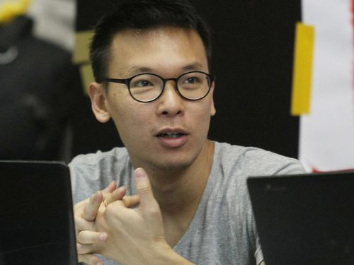 台湾・立法院占拠の学生代表、取り決め監督制度の法制化など要求
