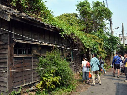 鉄道ファンが日本時代にルーツ持つ宿舎群の保存呼びかけ/台湾