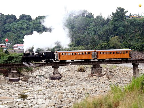 世界各国の保存鉄道関係者、5日に阿里山森林鉄道を見学/台湾・嘉義