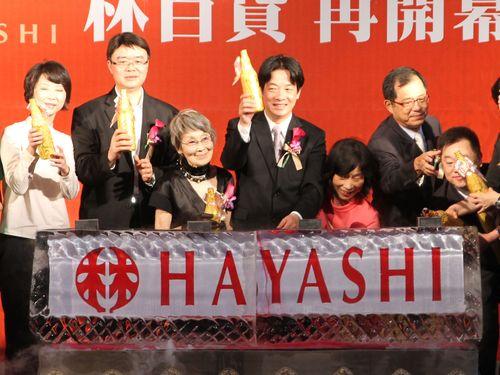 日本時代の「ハヤシ百貨店」が復活  往年の雰囲気そのままに/台湾