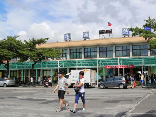 台鉄・東部幹線の花蓮駅、「特等駅」に昇格/台湾