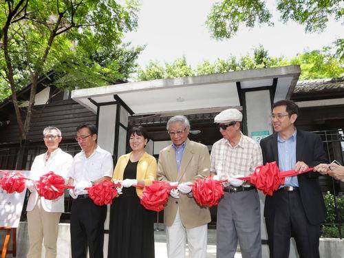 新しい詩の文化拠点 「斉東詩舎」がオープン/台湾・台北