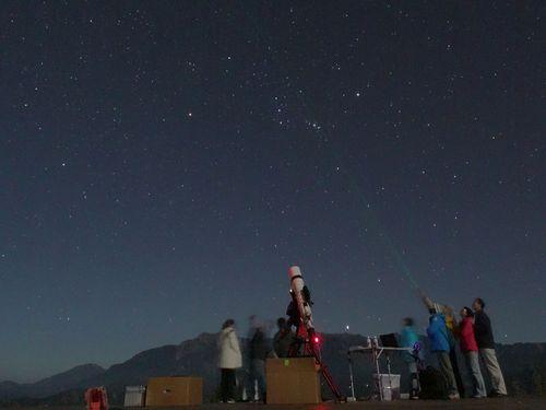 嘉義市天文協会提供