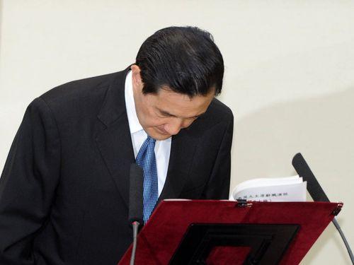 馬英九総統が国民党主席を辞任  来年1月下旬に補選/台湾