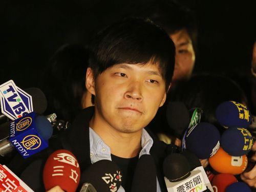 立法院占拠の学生リーダー、過去の痴漢行為を告白  国政参加に影響か/台湾