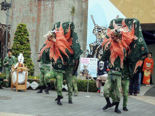 飛騨の古川祭、台湾・台中で特別展示  文化交流の一環で
