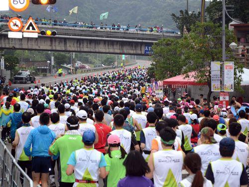 日本でマラソン大会出場の台湾旅行者増加  旅行ツアーで参加する人も