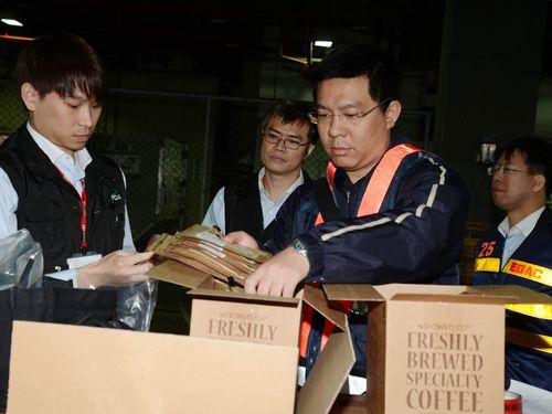 台湾の通関検査受けた輸入食品ロット数、日本からが最多