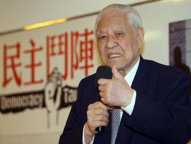 李登輝元総統、「日本人の奴隷になったのは悲しい」/台湾