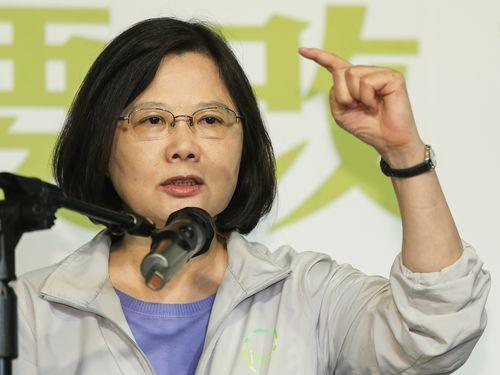 民進党の総統候補「釣魚台は台湾のもの」  改めて立場表明