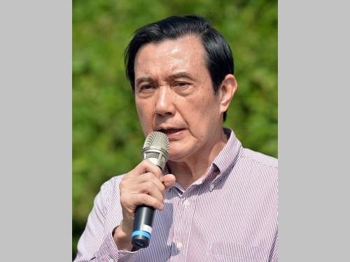 馬英九総統