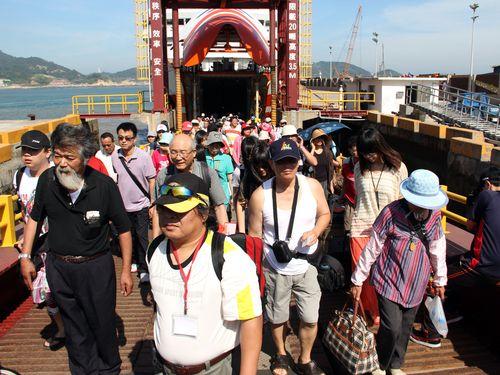台湾と中国大陸間の「小三通」に新路線  馬祖北竿と福建黄岐結ぶ