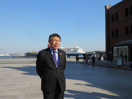 柯文哲・台北市長