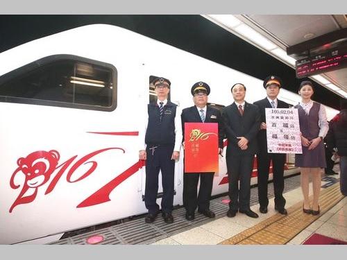 日本製の特急「プユマ号」増備車、きょうから営業運転開始