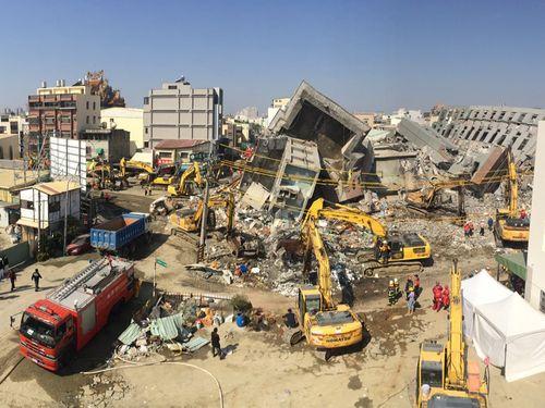 台湾南部地震  100万ドル支援表明の日本政府、物資寄贈も決定