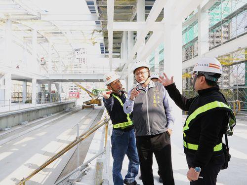台中メトロ、2020年の開通目指す  工事の進捗状況は62%/台湾