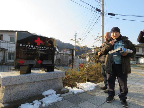 震災5年  台湾の支援に対する感謝の心、今でも被災地に