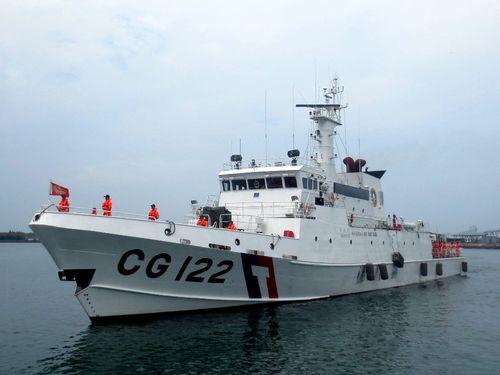台湾の調査船、日本の海保から妨害受ける  政府が巡視船派遣し収束関連記事今日の一枚おすすめ