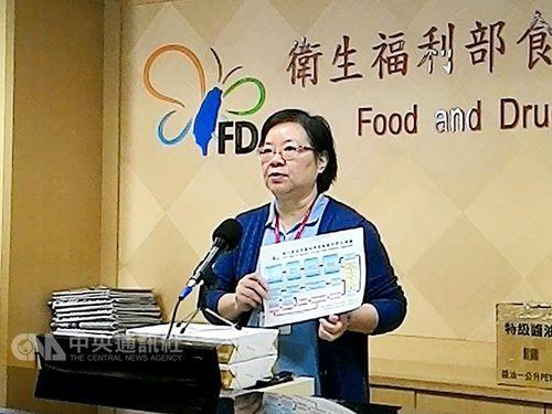 <日本食品の輸入規制>衛生当局「禁輸解除の時期決まっていない」/台湾
