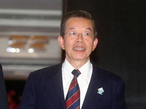 蔡英文総統、「知日派」の謝長廷...