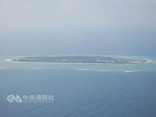 <南シナ海問題>台湾、太平島に弾薬4万発輸送へ  さらなる開発も示唆