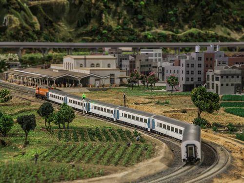 高雄に鉄道博物館  台湾の風景再現した大型模型など展示