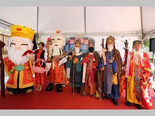 良縁探しをお手伝い  台南市で七夕バレンタインのイベント開幕/台湾