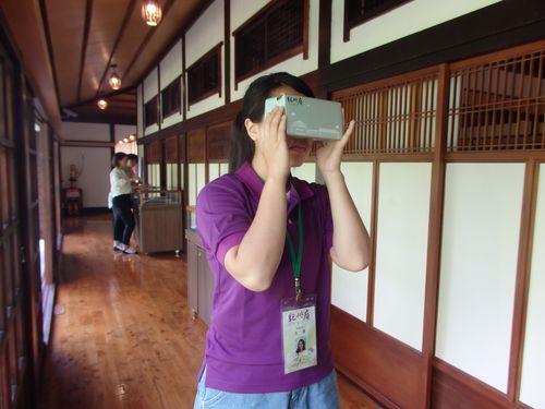 日本統治時代の料亭の情景、VRで再現 歴史を身近に/台湾