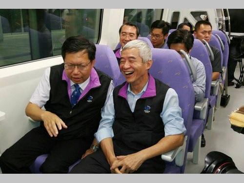<空港線>目標速度などより開業優先か  運転間隔拡大の恐れ/台湾